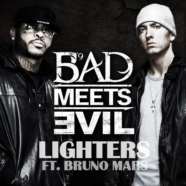 Bad Meets Evil (Ft. Bruno Mars) — «Lighters»